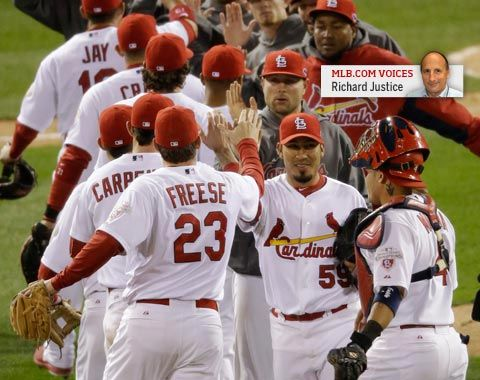 Stl cardinals official site