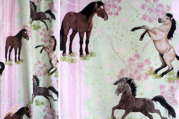 Gardinen Kinderzimmer Pferde | Pauwnieuws