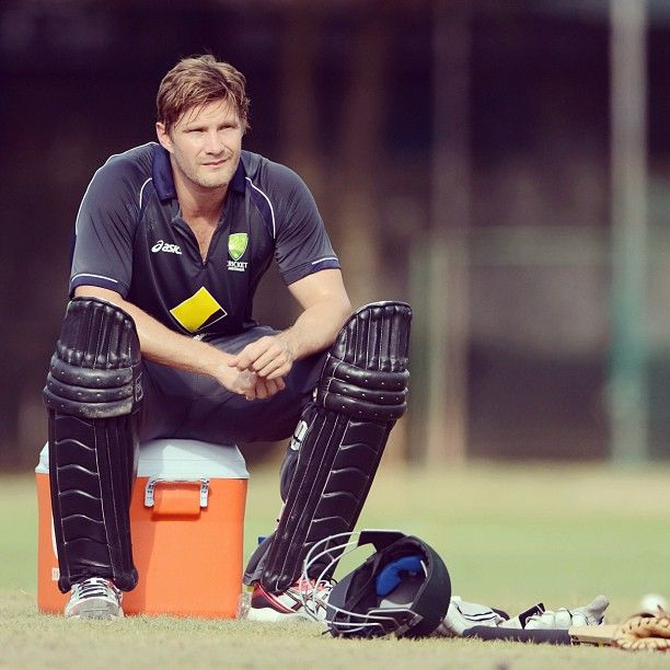 Shane Watson has inspired me to play cricket | Matt's role