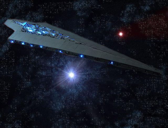 71,000-piece LDD//LDRAW File 13-foot-long LEGO Star Wars Super Star Destroyer