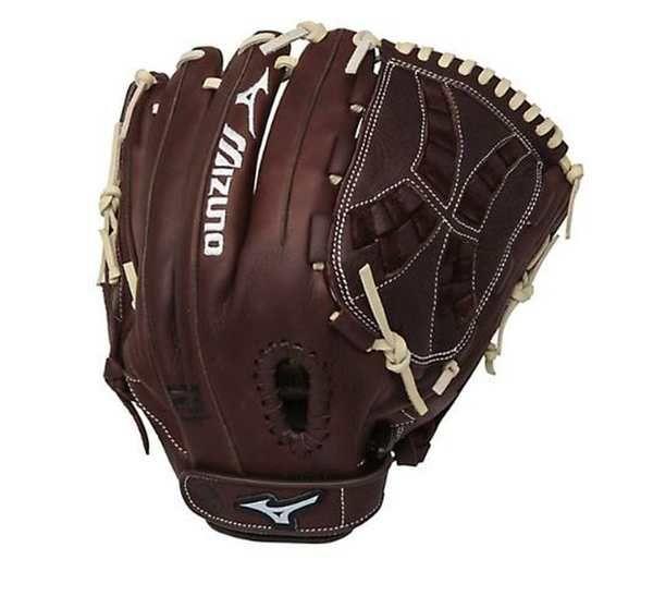 "Mizuno Franchise 12.5"""" Infield Utility Fastpitch Softball Glove RHT, GFN1250F2"