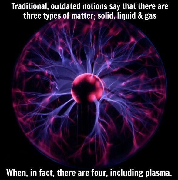 Plasma The Fourth State Of Matter Bose Einstein Condensate Is
