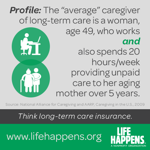 That S Why There S Long Term Care Insurance It Allows These Women