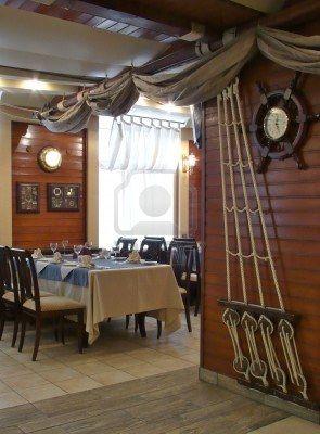 Nautical Restaurant Decor