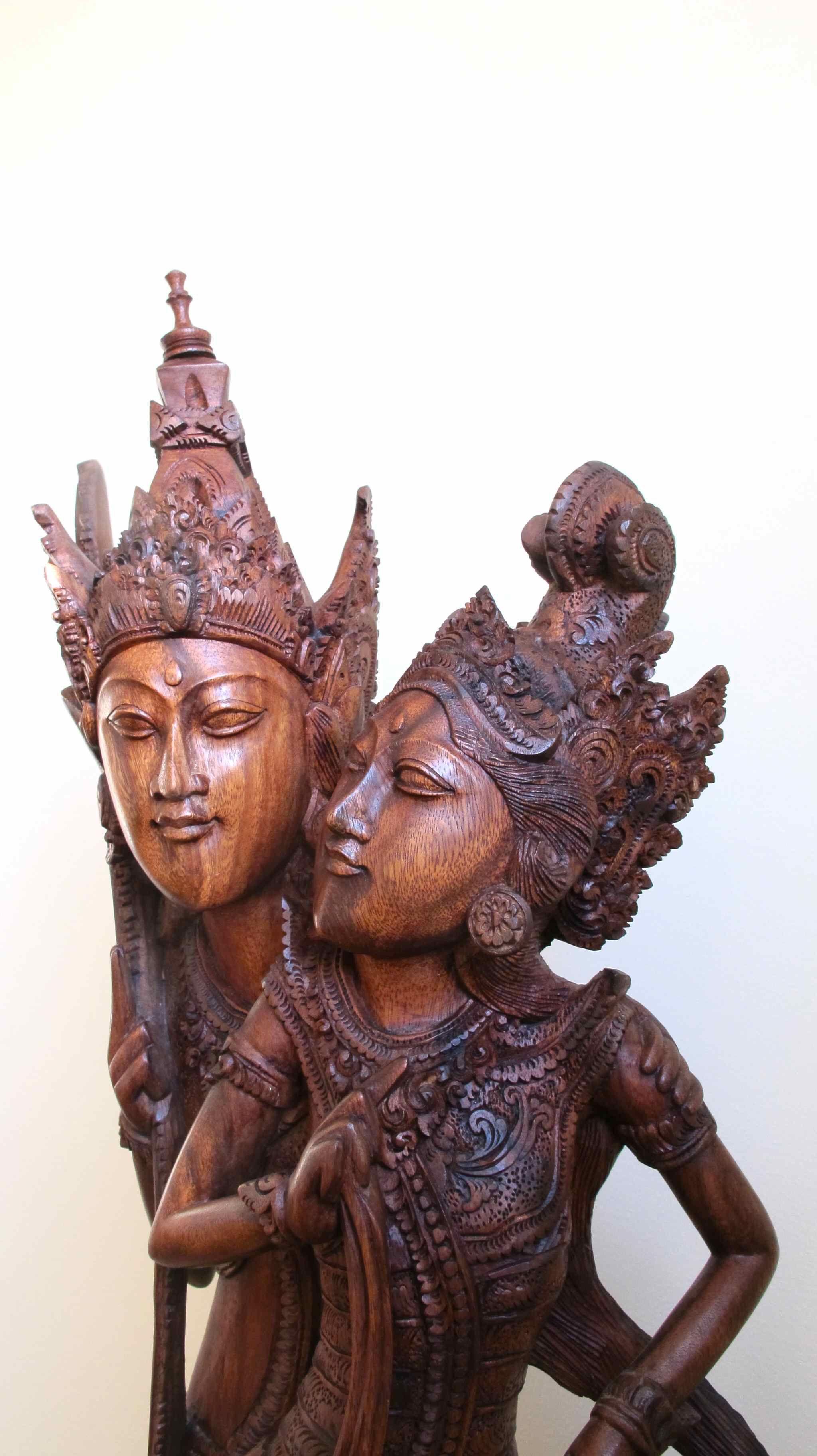 Importbali Patung Ukiran Bali Indonesian Art