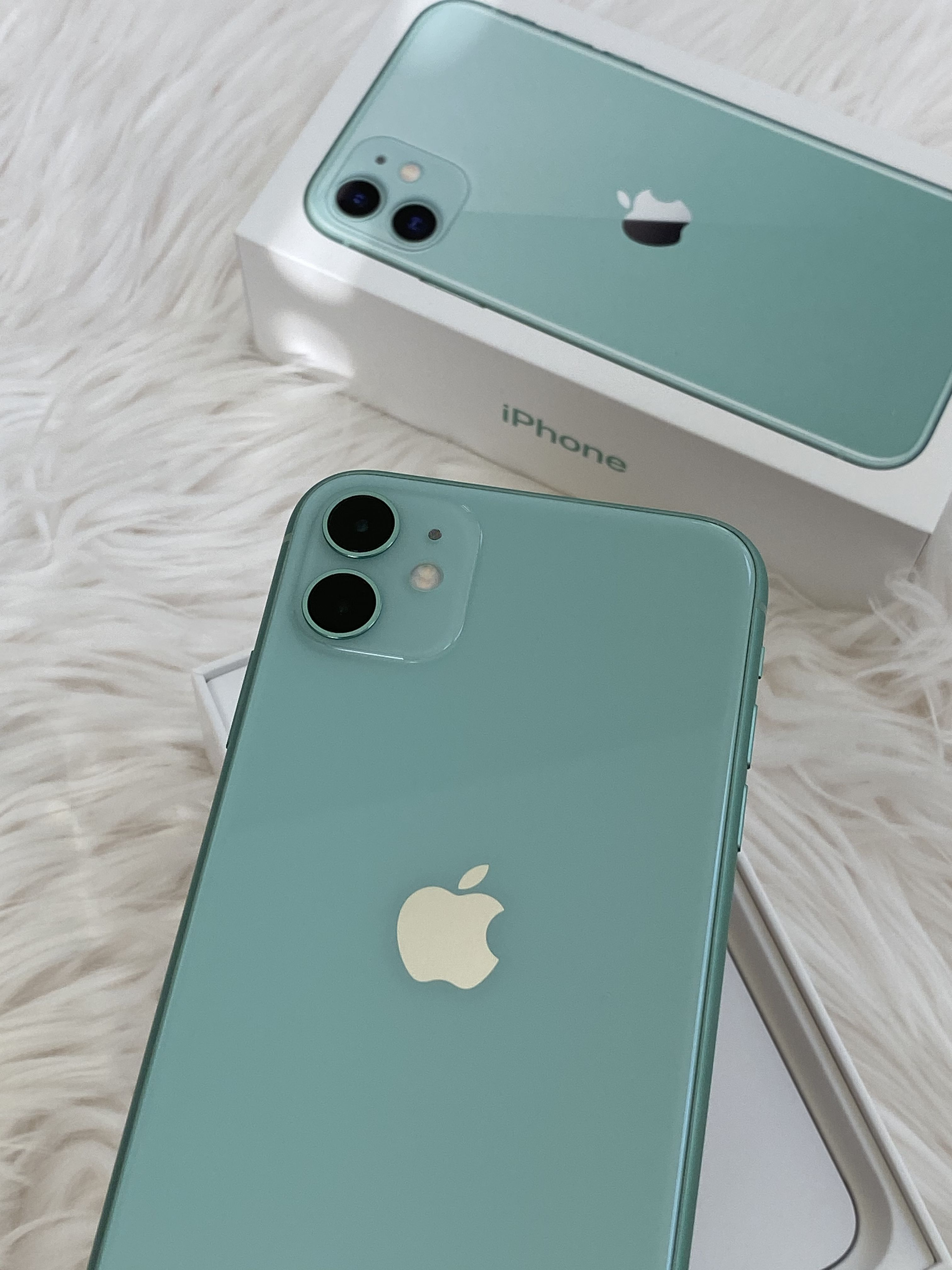 New iPhone 11 in Green! Shop cases for iPhone 11, iPhone