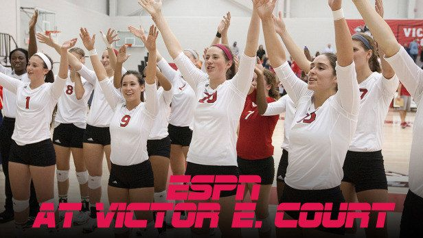 Niu Volleyball Announces Espn3 Broadcast Schedule Niuhuskies Com The Northern Illinois Official Ath Volleyball News Volleyball Northern Illinois University