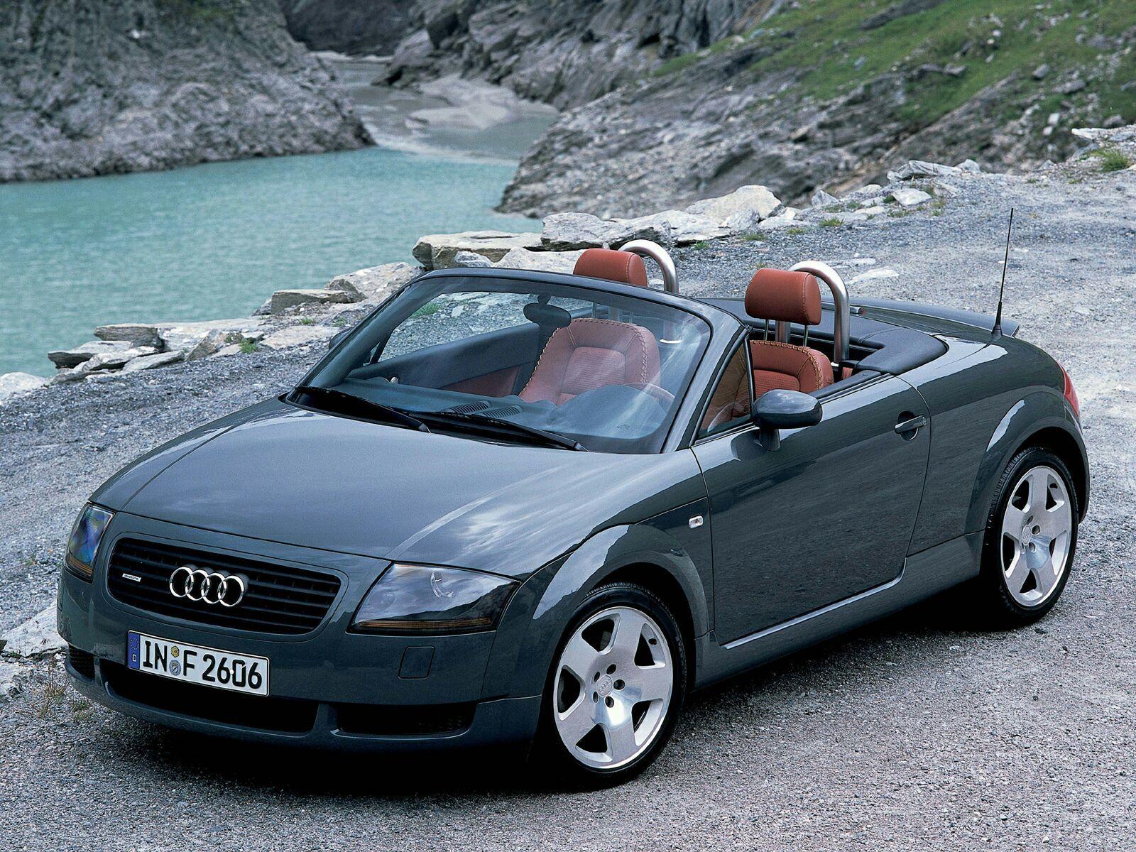 2004 Audi Tt Pictures Roadster Quattro Cargurus