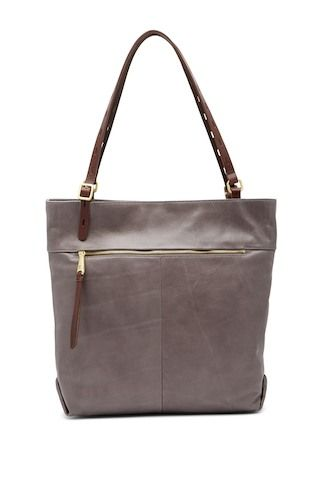 45ca468e6bca3 Lennon Leather Tote | Fashionista | Leather, Nordstrom rack, Bags