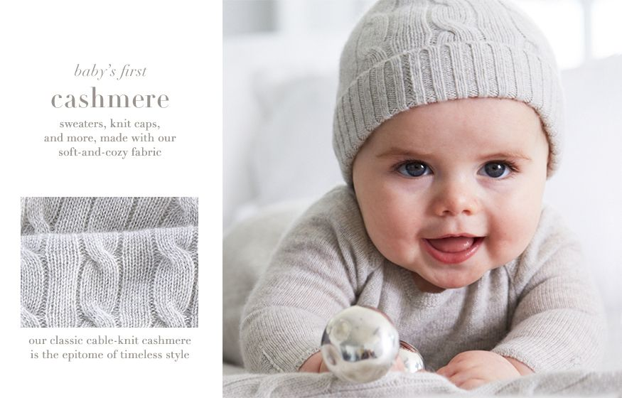 Baby's First... Make each moment special with iconic styes from Ralph Lauren