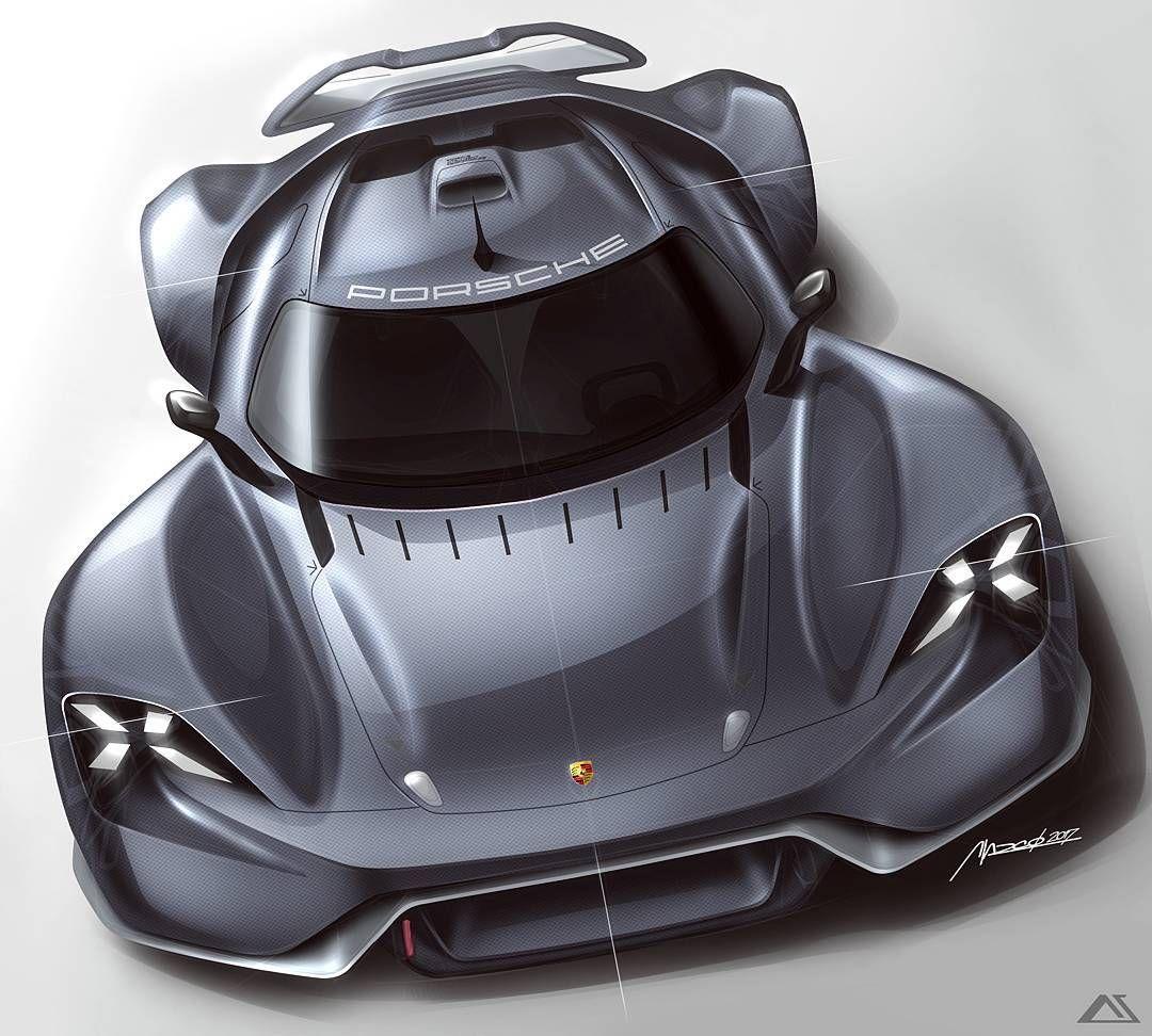 Concept Car Porsche Concept Cars Supercars Concept Concept Car Design