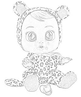 Cry Babies Dolls Coloring Pages Free And Downloadable In 2020
