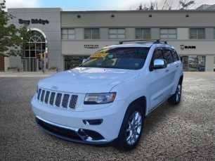Jeep Auto Financing Brooklyn Ny 2014 Jeep Grand Cherokee Summit 4x4 Suv Chrysler Dodge Jeep Jeep Used Jeep