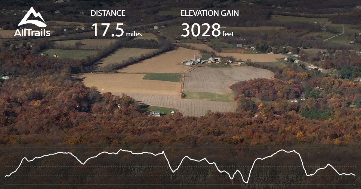 Pin on Appalachian Trail