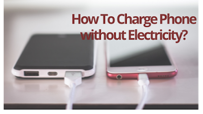 How To Charge Phone Without Electricity Phone Charging Phone Solar Power Battery Charger
