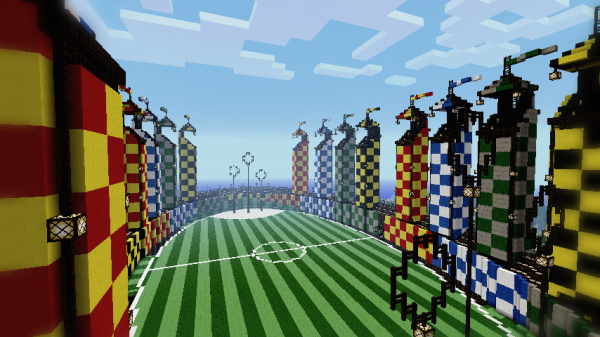 40 Outstanding Minecraft Creations Inspirationfeed Harry Potter Minecraft Amazing Minecraft Hogwarts Minecraft