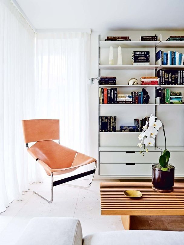 House tour: a spacious Sydney apartment and home to a former ...