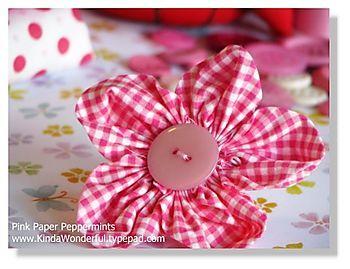 rounded petal flower tutorial