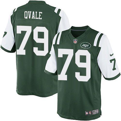 Brent Qvale NFL Jersey