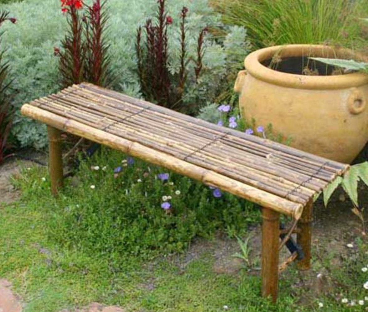 A place to rest | Bamboo | Pinterest | Bambú, Muebles reciclados y ...