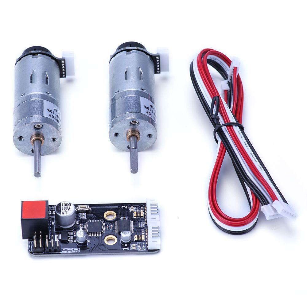 Optical Encoder Motor Pack- 25mm | Makeblock | arduino motors