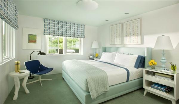 contemporary modern retro bedroom by jed johnson associates