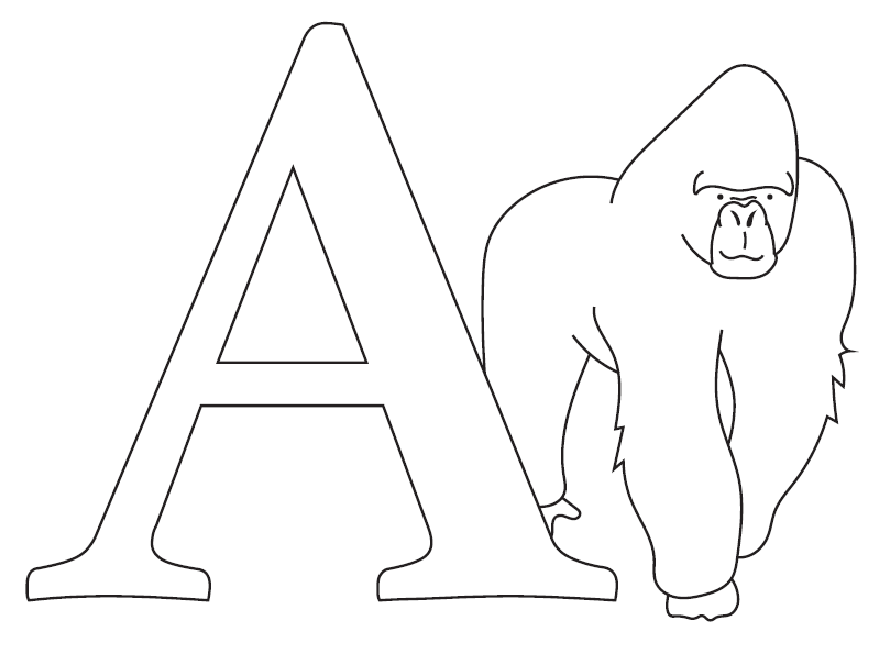 Free Alphabet Coloring Pages Pdf Abc Coloring Pages Alphabet Coloring Coloring Books