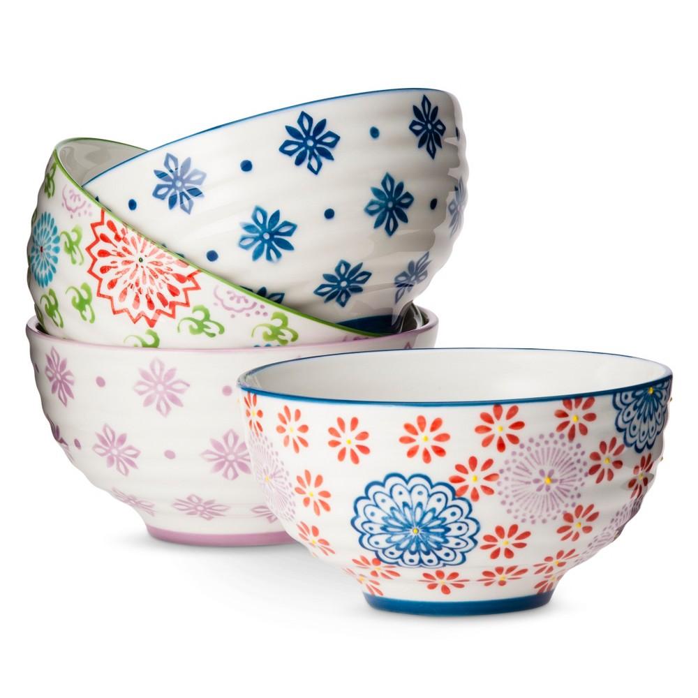 Boho boutique floral ceramic products pinterest dinnerware