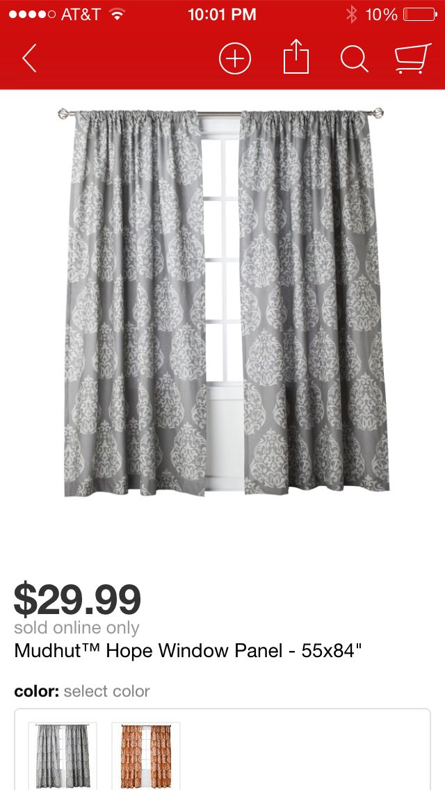 Target Curtains Budget Friendly Living Room Window Panels Curtains
