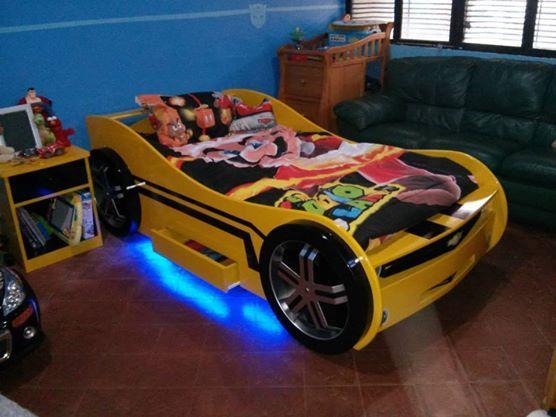 Productimage picture cama carro camaro 556 417 pixels idea for kids pinterest Camas infantiles coches