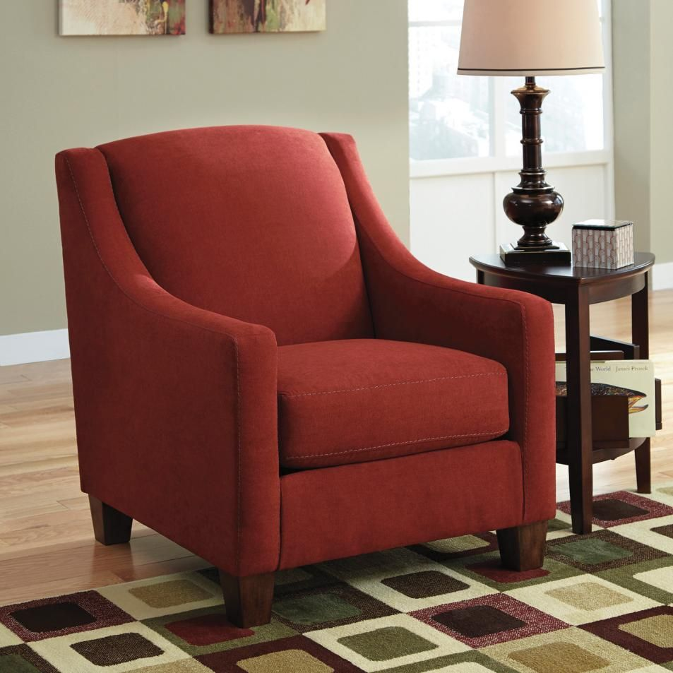 Awesome Benchcraft Maier Accent Chair In Sienna