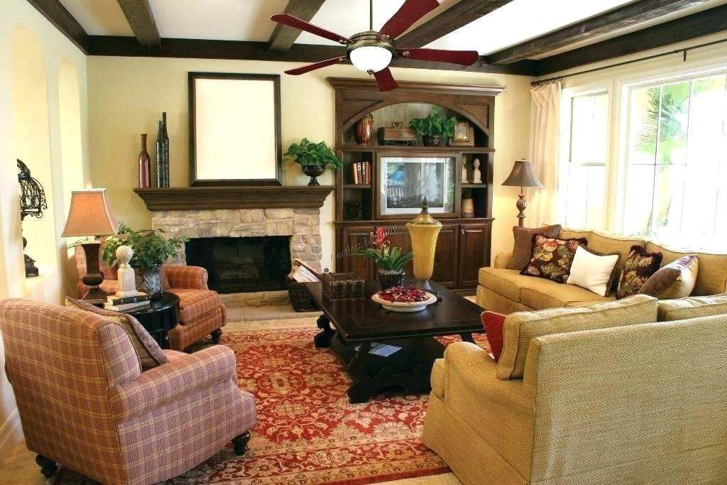 Pin by GONAWA on 45 Furniture Placement With Fireplace ...
