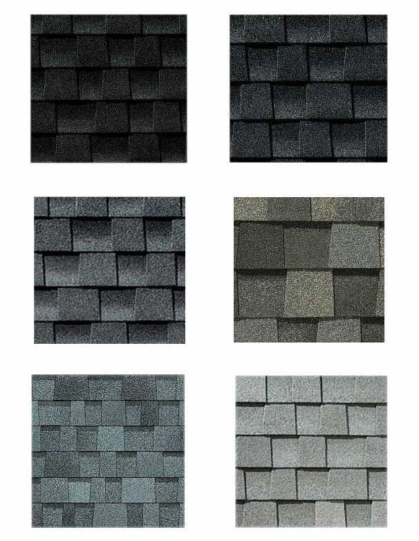Best What Paint Colors Work Best With A Gray Roof Roof Shingle Colors Roof Paint House Paint Exterior 640 x 480