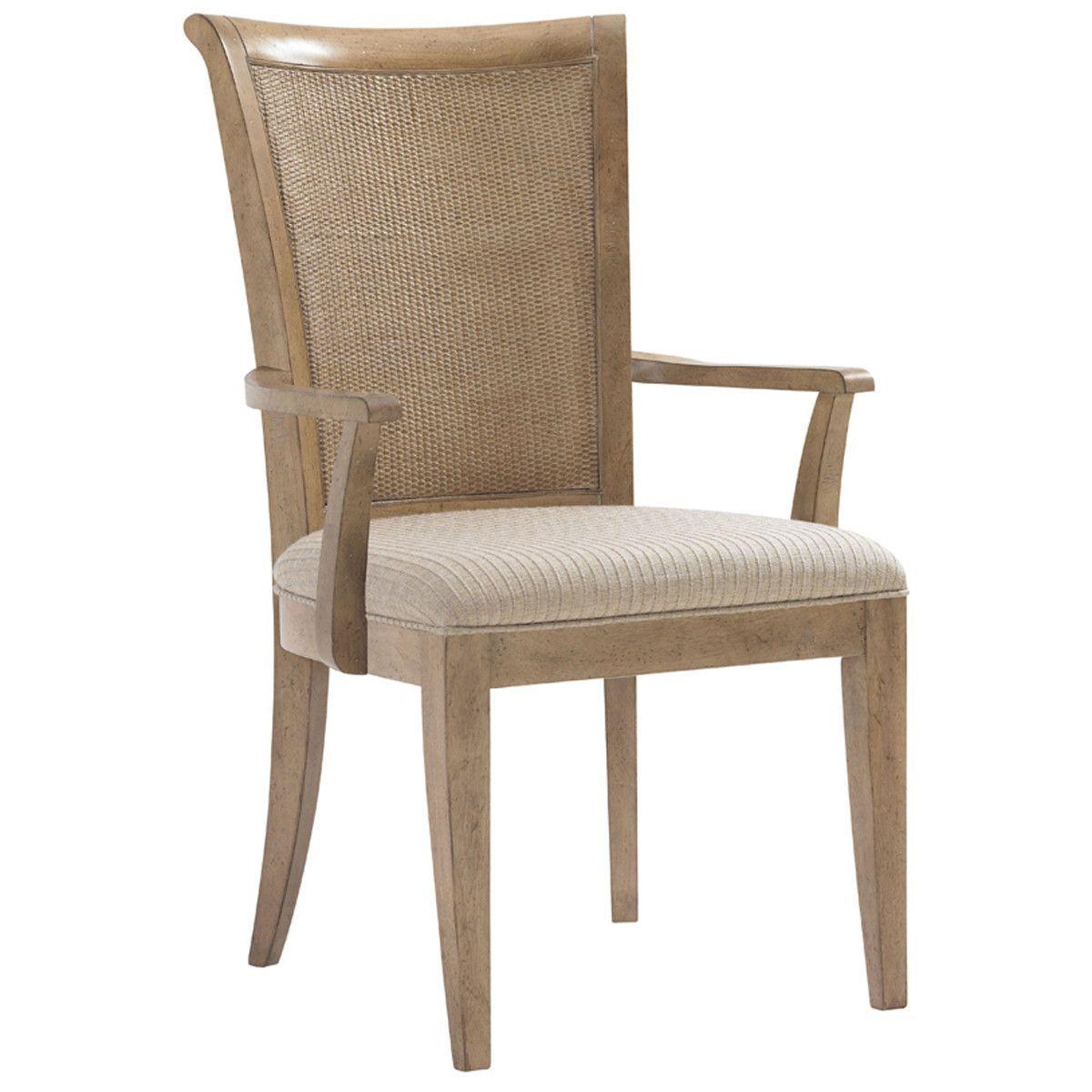 Lexington monterey sands los altos arm chair dining