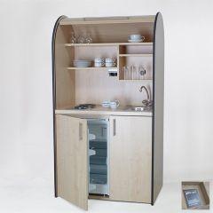Schrankküche büro  colorLINE - die Schrankküche mit Designpreis | camper van ideas ...