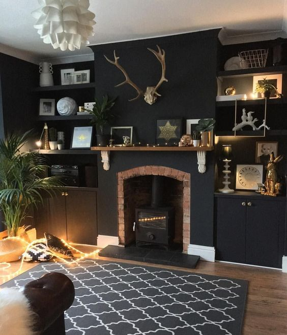 European design trends  can   wait to change flat rooms also decorating with dark colours grey lounge new house ideas in rh pinterest