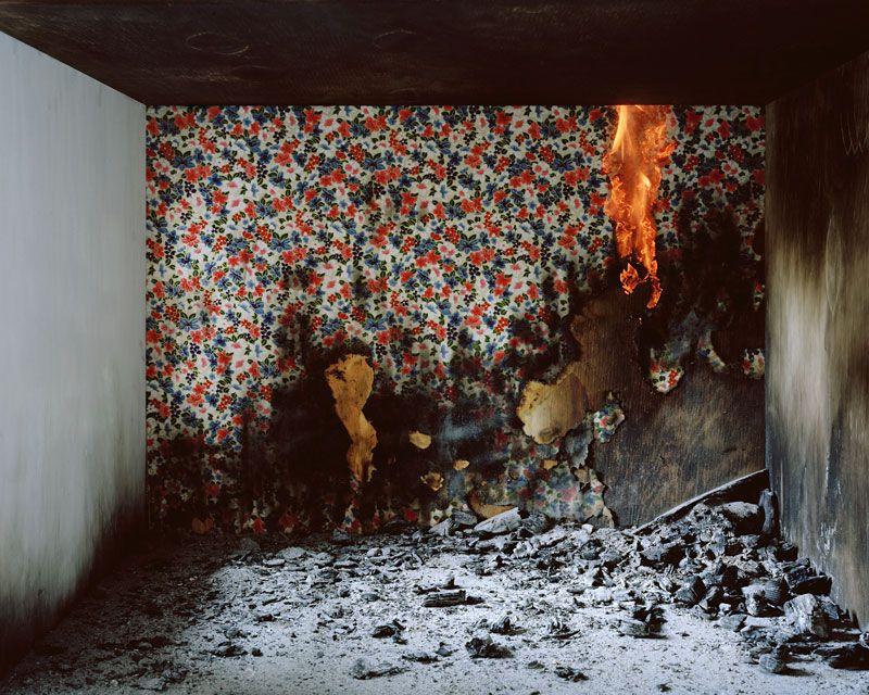 Matthieu Lavanchy / the aftermath, 2009