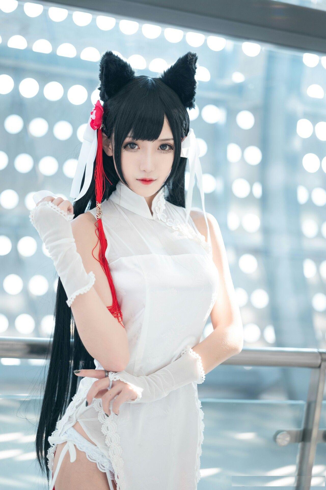 Female Cute Anime Girl Cosplay - Anime Wallpaper HD