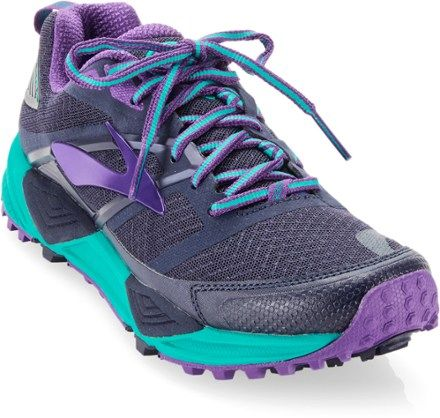 4dee961e7f2 Brooks Women s Cascadia 12 Trail-Running Shoes. Can t wait to try these  out. Wider than Women s Cascadia 11 GTX Trail-Running Shoes.