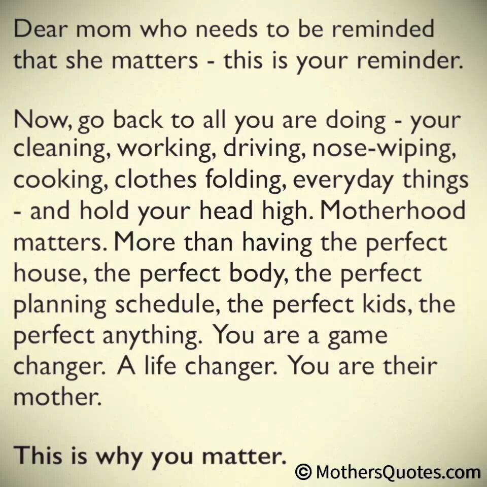 Pin by Stephanie Morgan on Feelings   Mother quotes, Single ...