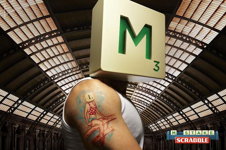 Scrabble - Mattel - Iron Brito