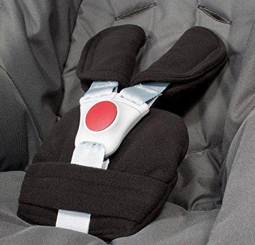 Protectores Para Arnés De Silla De Bebé Cinturón De Seguridad Cochecito Portabeb