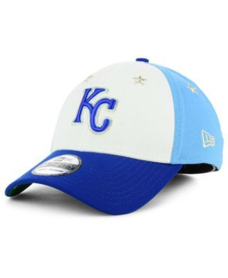 04065699 Kansas City Royals All Star Game 39THIRTY Stretch Fitted Cap 2018 ...