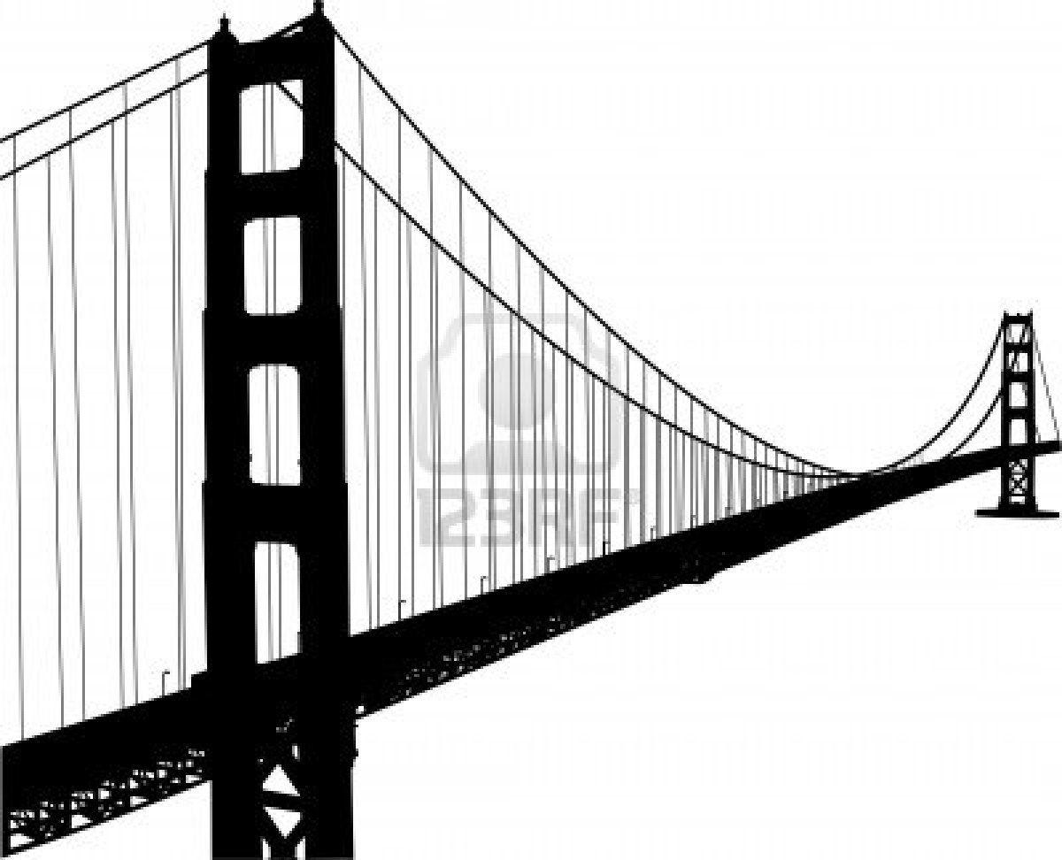 Illustration Of Brooklyn Bridge New York Stock Illustration Illustration Of Black Bridge 87087045 Brooklyn Bridge Bridge Tattoo Bridge Drawing
