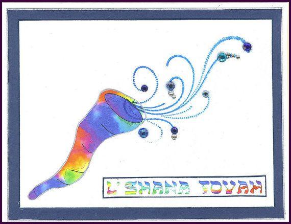 Lshana tovah tie dye rosh hashanah greeting by anjalicreations lshana tovah tie dye rosh hashanah greeting by anjalicreations m4hsunfo