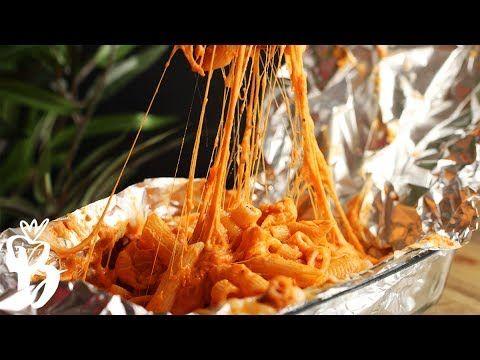 أسرع باستا في القصدير ب10 دقائق Pasta In A Foil Package Youtube Cooking Cooking Recipes Food