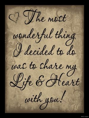 Love Share My Life With You Sign Inspirational Primitive Rustic Home