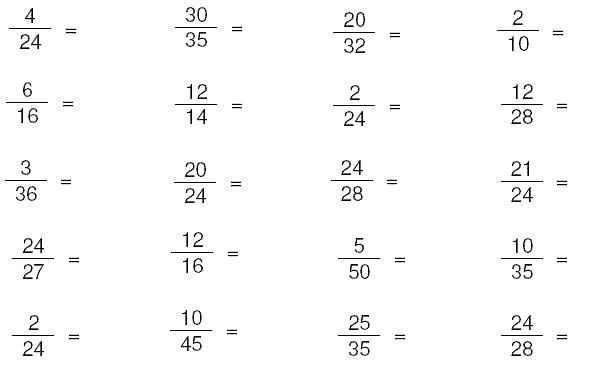 30 Year 6 Fractions Worksheets fractions worksheets grade