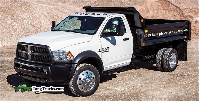 2016 ram 4500 5500 chassis cab concept - Dodge Ram 2016 Concept