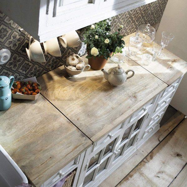 meuble bas de cuisine avec eleonore